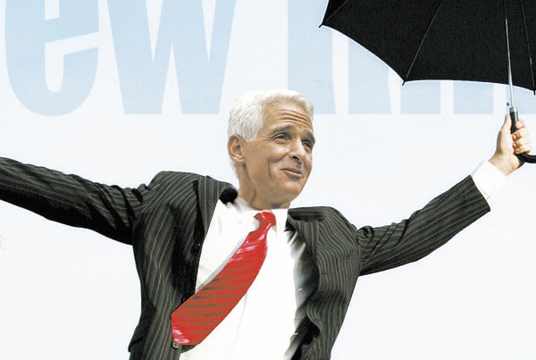 Charlie Crist is Not Gay